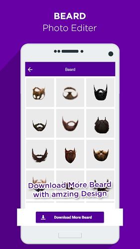 Beard Photo Editor 2