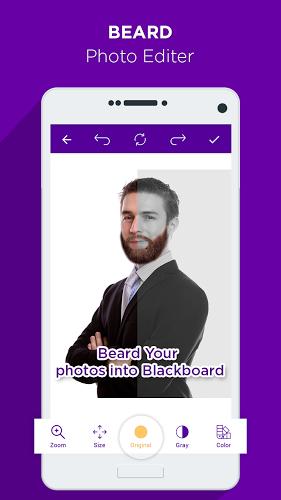 Beard Photo Editor 3