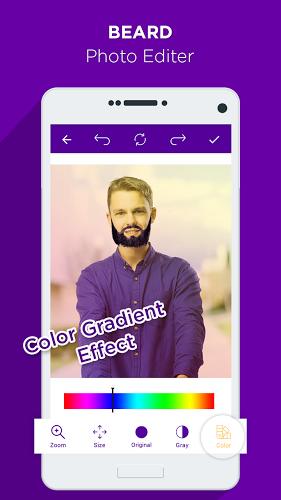 Beard Photo Editor 4