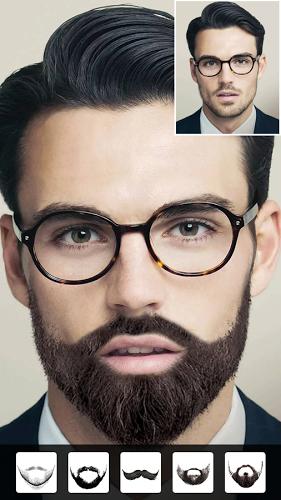 Beard Photo Editor – Beardman 1