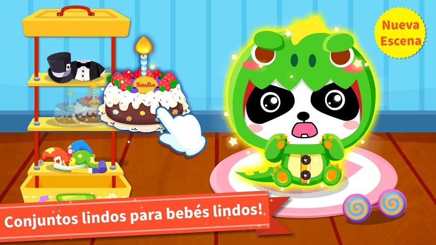Bebé Panda: Cuidar al Osito 2