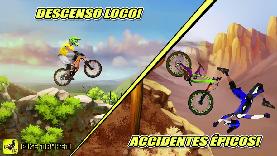 Bike Mayhem Mountain Racing 1
