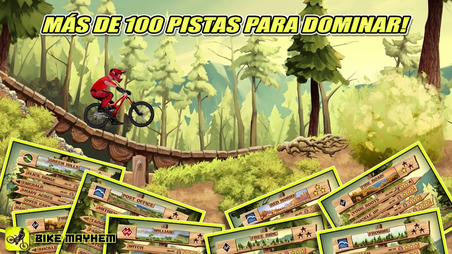 Bike Mayhem Mountain Racing 4