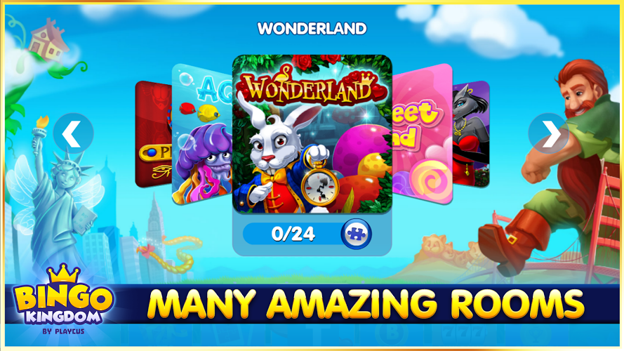 Bingo Kingdom™ 2