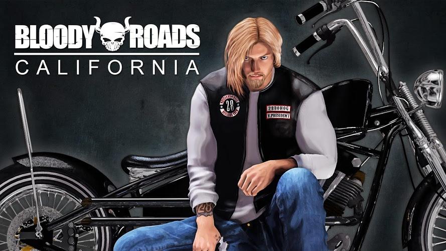 Bloody Roads, California 5