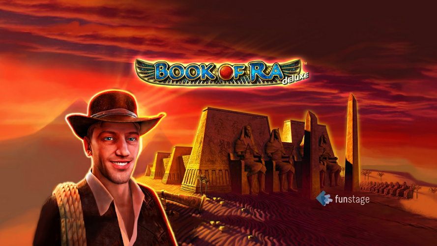 Book of Ra™ Deluxe Slot 3