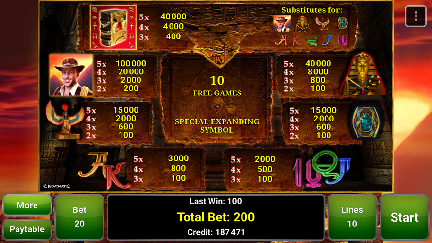 Book of Ra™ Deluxe Slot 4