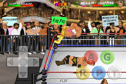 Booking Revolution (Wrestling) 4