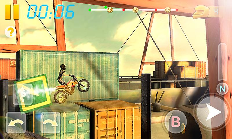 Carrera de bicicleta 3D – Bike 1