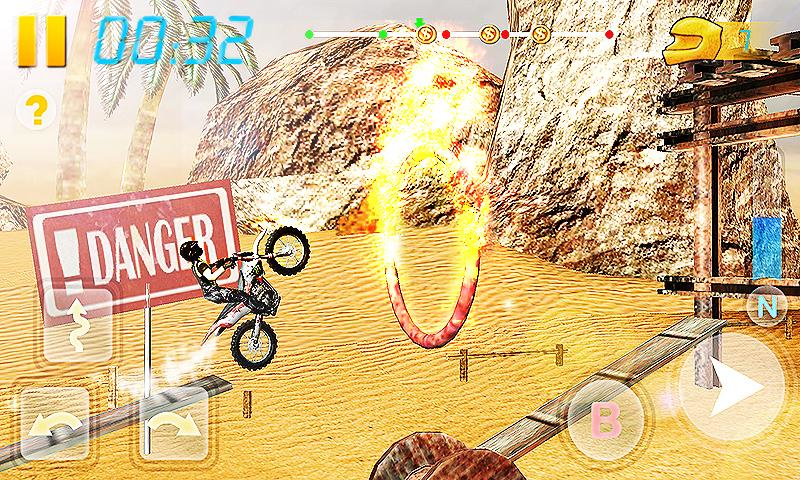 Carrera de bicicleta 3D – Bike 3