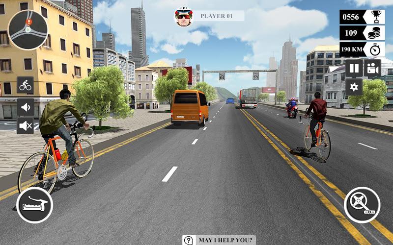 Carreras de bicicletas y quads 1