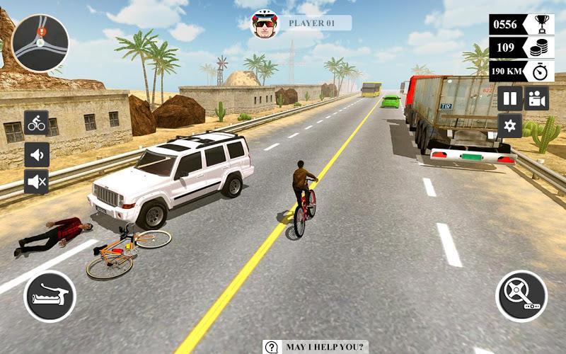 Carreras de bicicletas y quads 3