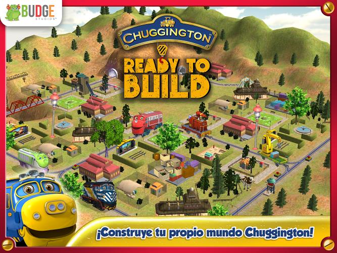 Chuggington ¡a construir! 1