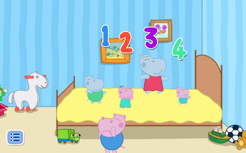 Cinco pequeños monos 3