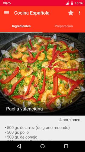 Cocina Española 2
