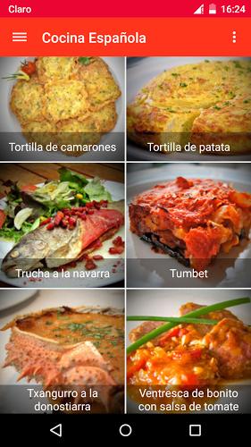 Cocina Española 4