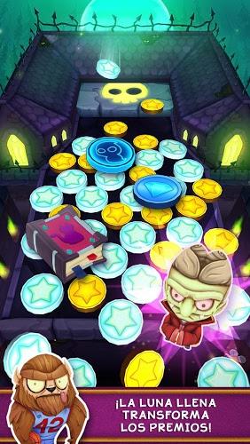 Coin Dozer: Haunted 3