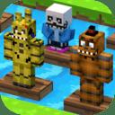 Crossy Creeper Multijugador: La Isla Marvel Online