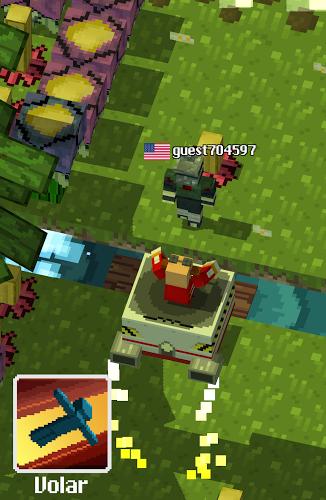 Crossy Creeper Multijugador: La Isla Marvel Online 2