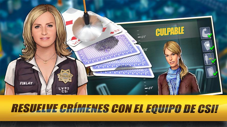 CSI: Hidden Crimes 4