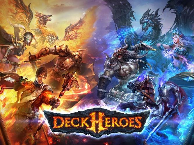 Deck Heroes: Legacy 1