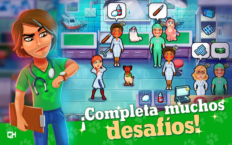 Dr. Cares – Pet Rescue 911 🐶 4