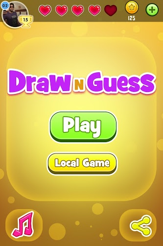 Draw N Guess Multiplayer 1