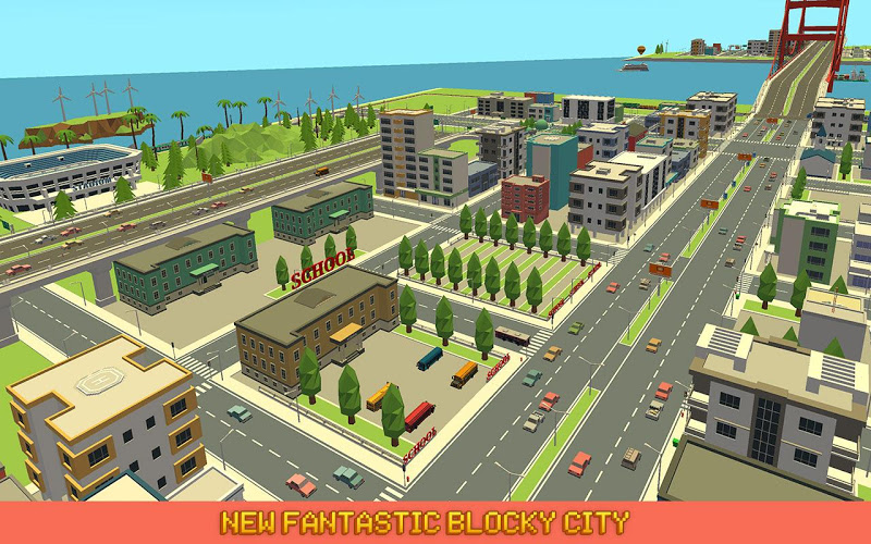 El Sr. Bloque City Bus SIM 1