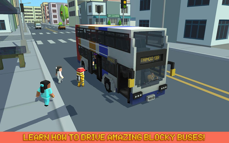 El Sr. Bloque City Bus SIM 3