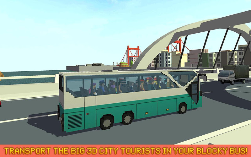 El Sr. Bloque City Bus SIM 4