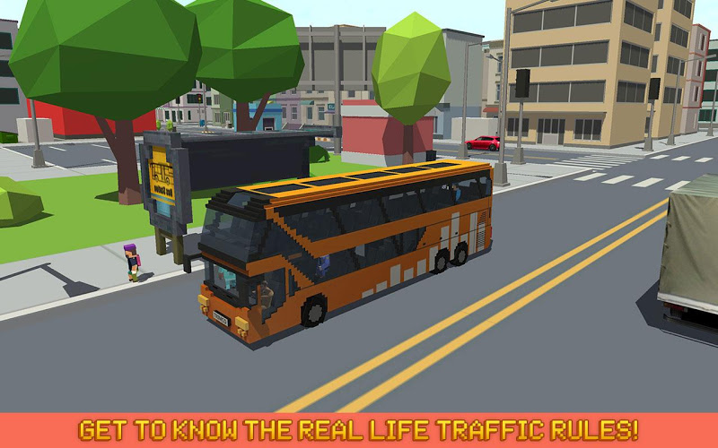 El Sr. Bloque City Bus SIM 5