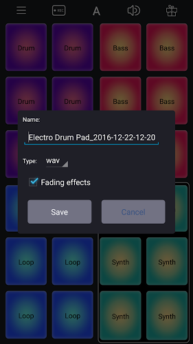 Electro Drum Pad 4