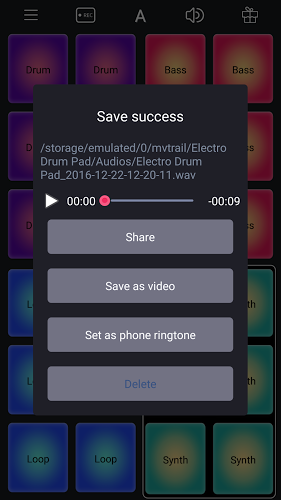 Electro Drum Pad 5