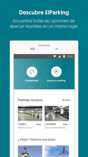 ElParking. App para aparcar 1