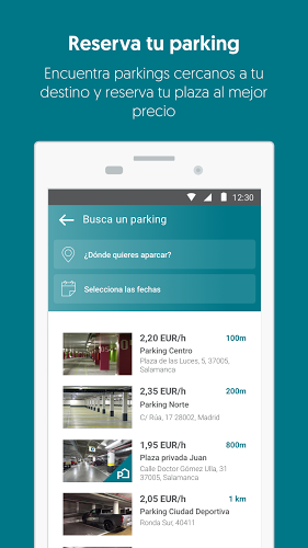 ElParking. App para aparcar 2