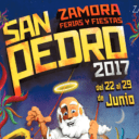 Fiestas San Pedro Zamora 2017