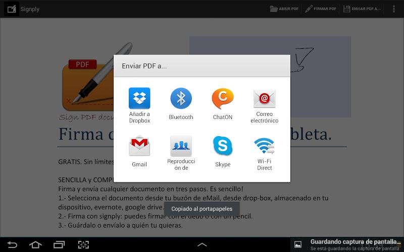 Firma digital manuscrita PDFs 5