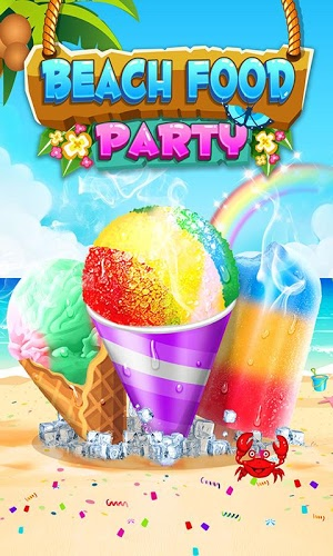 Food Maker! Beach Party 1