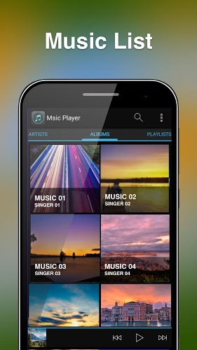 Free Music Player For Android 1
