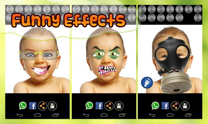 Fun Face Changer: Pro Effects 3