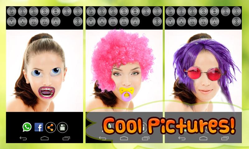 Fun Face Changer: Pro Effects 4