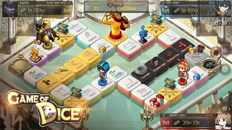Game of Dice 5