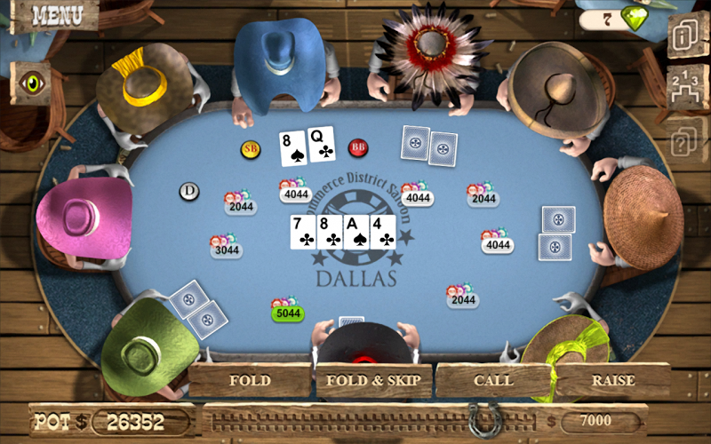 Governor of Poker 2 – OFFLINE POKER GAME 5