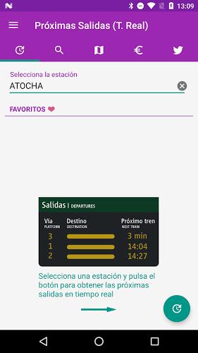 Horarios Cercanías Madrid 3
