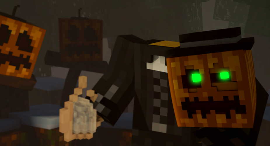 Horror Addons for Minecraft PE 1