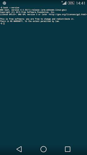 JuiceSSH – SSH Client 3