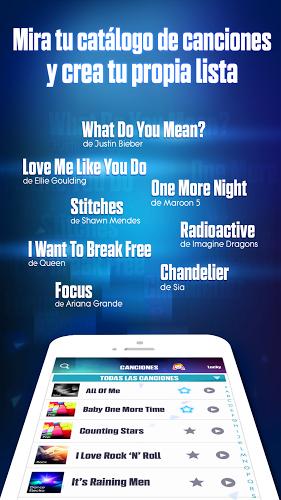 Just Sing™ Companion App 5