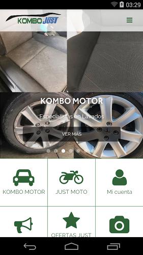 Kombo Just 1