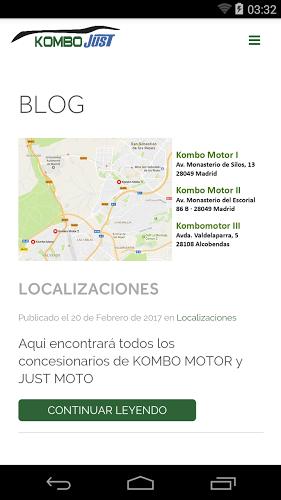Kombo Just 2