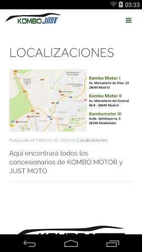 Kombo Just 3